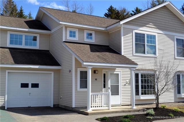 26 Beaver Pond Road #26, Brunswick, ME 04011 (MLS #1347625) :: Your Real Estate Team at Keller Williams