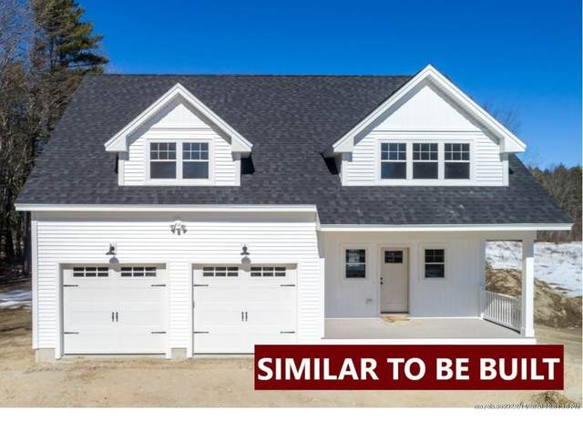 Lot 3 TBB Sunrise Place, Brunswick, ME 04011 (MLS #1425697) :: Your Real Estate Team at Keller Williams
