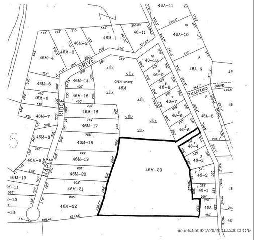 90 Bearce Road, Winthrop, ME 04364 (MLS #1441955) :: Linscott Real Estate