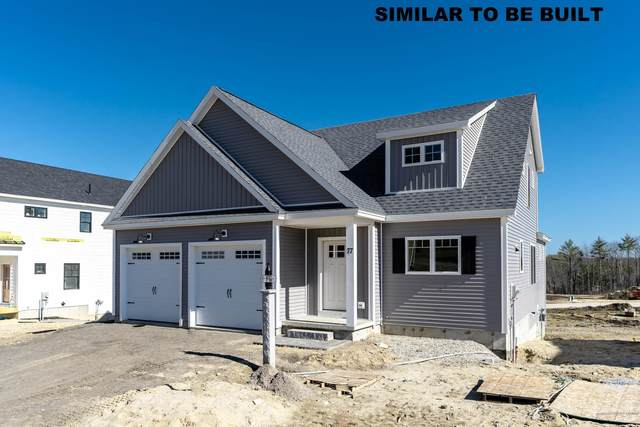 21 Bluebird Trail #5, Falmouth, ME 04105 (MLS #1481366) :: Keller Williams Realty