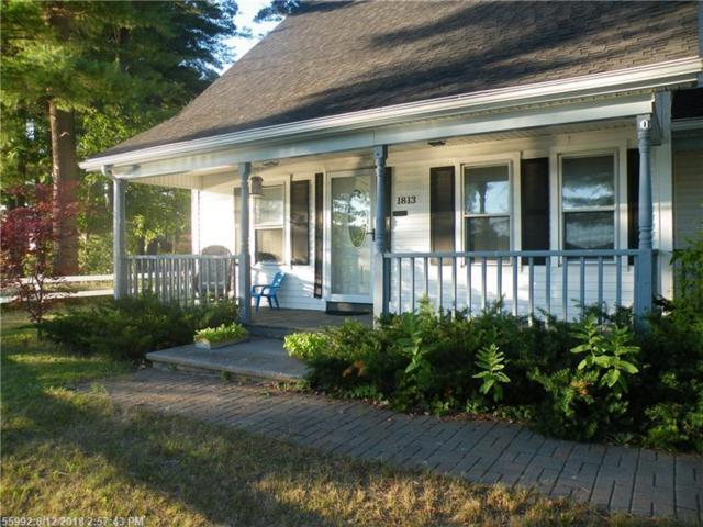 1813 Lewiston Rd 22, Litchfield, ME 04350 (MLS #1317565) :: DuBois Realty Group