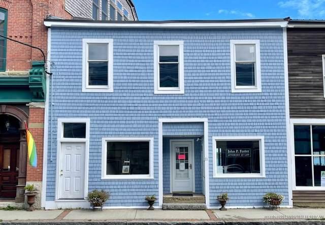 71 Water Street, Eastport, ME 04631 (MLS #1366532) :: Linscott Real Estate