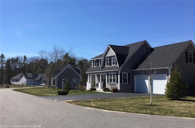 Lot 18 Chestnut Lane Ln, Kennebunk, ME 04043 (MLS #1239698) :: DuBois Realty Group