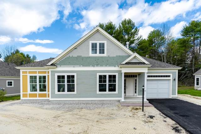 58 Little Acres Drive #18, Cumberland, ME 04021 (MLS #1490754) :: Keller Williams Realty