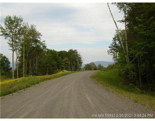 Lot 8 West Side Road, Rangeley, ME 04970 (MLS #981259) :: Keller Williams Realty