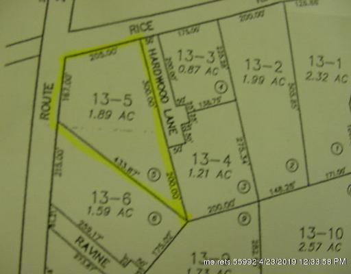 Lot 5 Oakview Estates Subdivision, Oakland, ME 04963 (MLS #1024502) :: Your Real Estate Team at Keller Williams