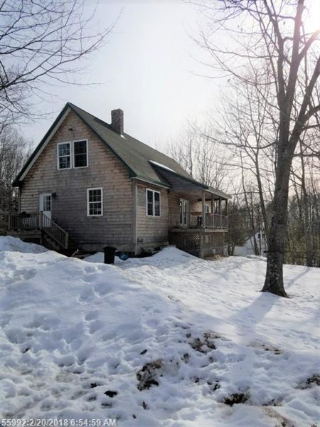 39 Old County Rd, Windham, ME 04062 (MLS #1339045) :: DuBois Realty Group