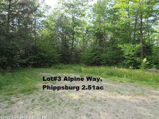 Lot#3 Alpine Way, Phippsburg, ME 04565 (MLS #1358892) :: DuBois Realty Group