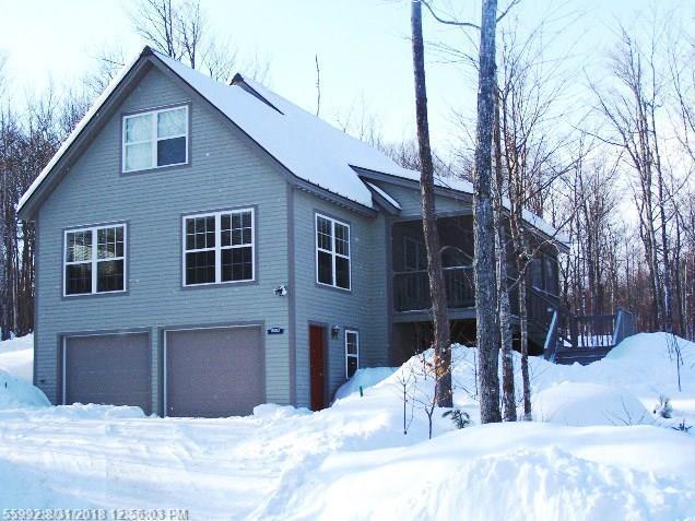 6003 Mashie Ln, Carrabassett Valley, ME 04947 (MLS #1368527) :: Herg Group Maine