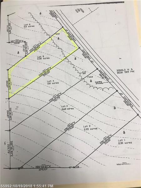 Lot#5 139 Route, Thorndike, ME 04986 (MLS #1374416) :: Your Real Estate Team at Keller Williams