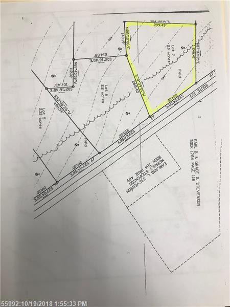 lot#7 139 Route, Thorndike, ME 04986 (MLS #1374426) :: Your Real Estate Team at Keller Williams