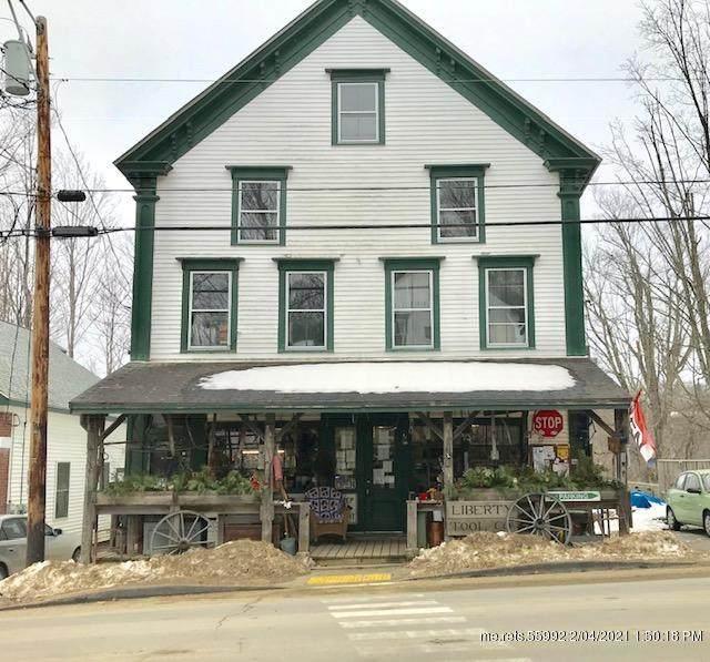 57/60 Main Street, Liberty, ME 04949 (MLS #1428009) :: Keller Williams Realty