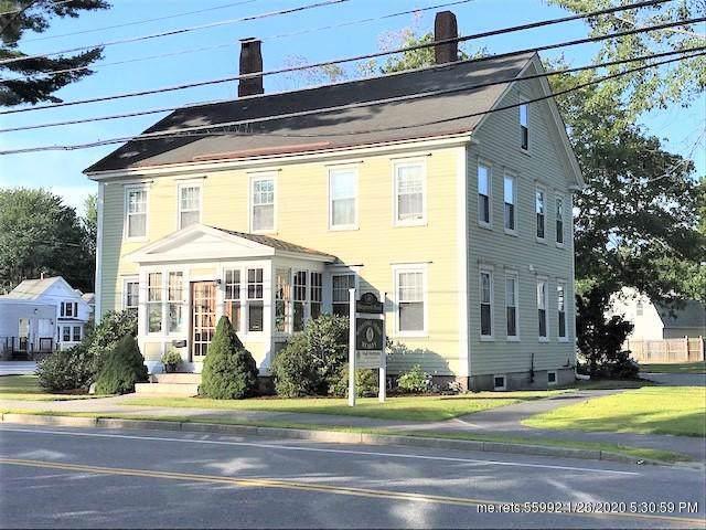 55 Harpswell Road, Brunswick, ME 04011 (MLS #1428940) :: Your Real Estate Team at Keller Williams