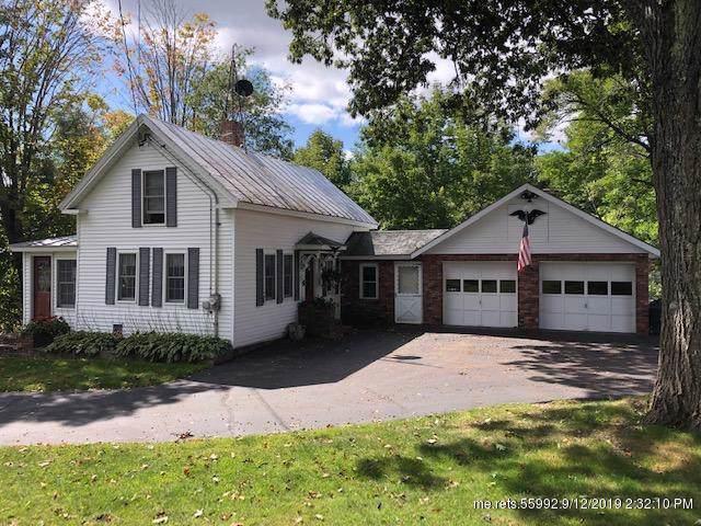 14 Water Street, Anson, ME 04911 (MLS #1432857) :: Your Real Estate Team at Keller Williams