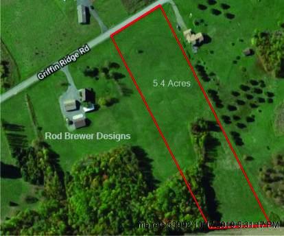 Lot 23C Griffin Ridge Road, Mapleton, ME 04757 (MLS #1436613) :: Your Real Estate Team at Keller Williams