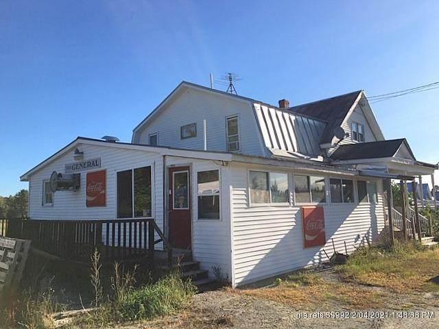 1679 Salem Road, Salem Twp, ME 04983 (MLS #1470023) :: Keller Williams Realty