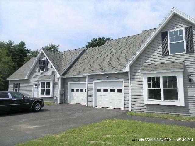 4 Granite Drive #2, Sanford, ME 04073 (MLS #1478226) :: Keller Williams Realty