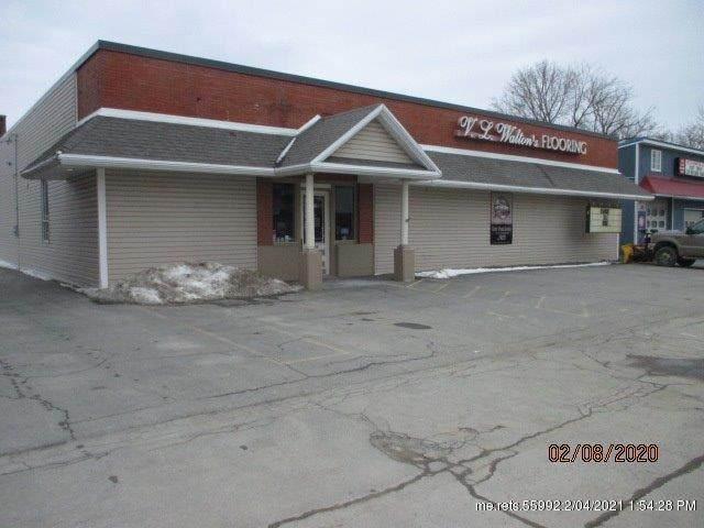 556 Hammond Street, Bangor, ME 04401 (MLS #1479967) :: Linscott Real Estate