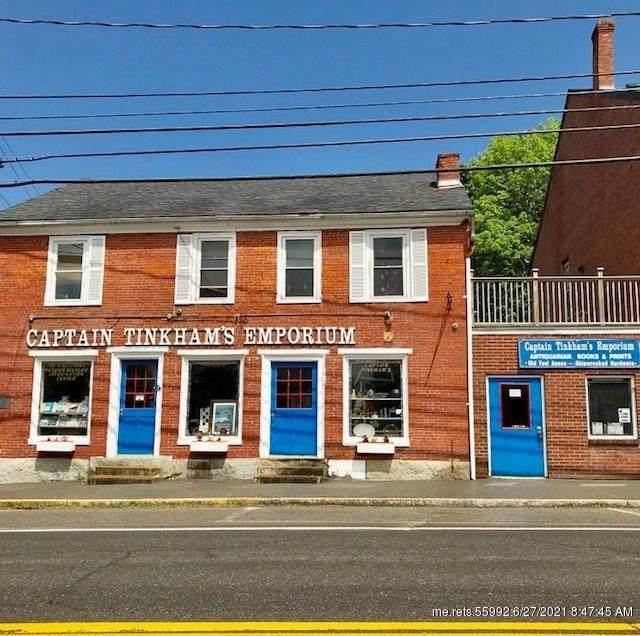 34 E Main Street, Searsport, ME 04974 (MLS #1498208) :: Linscott Real Estate