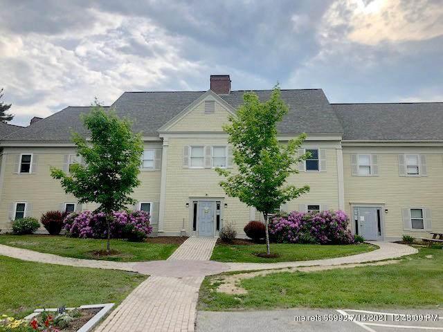 700 Mt Hope Avenue #600, Bangor, ME 04401 (MLS #1500587) :: Linscott Real Estate