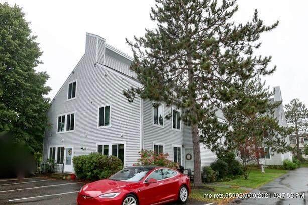 18 Ocean Street #121, South Portland, ME 04106 (MLS #1508377) :: Keller Williams Realty