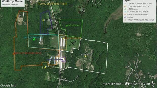 260 Turkey Lane, Winthrop, ME 04364 (MLS #1511692) :: Linscott Real Estate