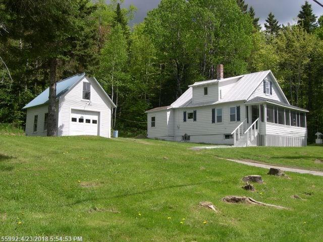 19 Gray Rd, Sandy River Plt, ME 04970 (MLS #1346584) :: DuBois Realty Group