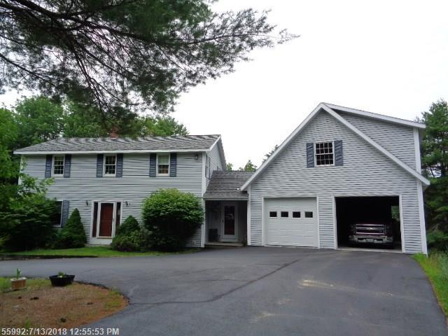 545 Cromwell Rd, Wiscasset, ME 04578 (MLS #1360961) :: Herg Group Maine