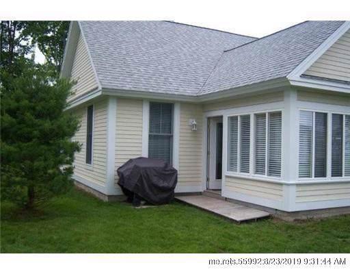 454 Post Road #487, Wells, ME 04090 (MLS #1403584) :: Your Real Estate Team at Keller Williams