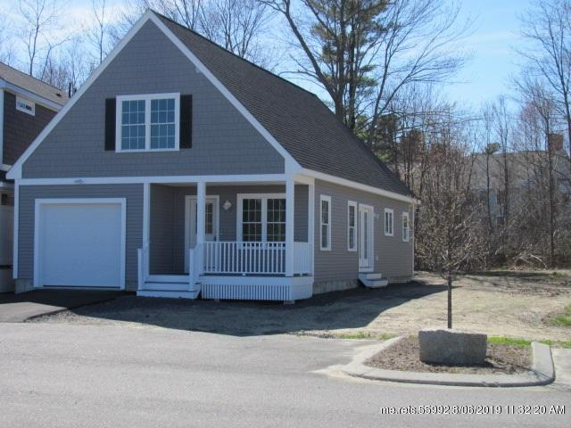 6 Coastal Woods Drive #107, Kennebunk, ME 04043 (MLS #1427985) :: Your Real Estate Team at Keller Williams