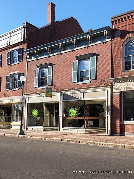 242 Water Street, Gardiner, ME 04345 (MLS #1453864) :: Keller Williams Realty