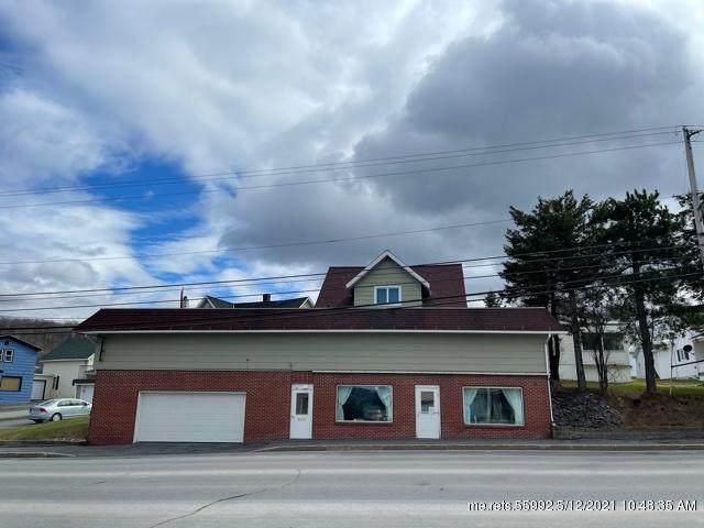 441 Main Street, Madawaska, ME 04756 (MLS #1489346) :: Keller Williams Realty