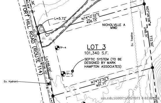 Lot 3 375 Fort Hill Road, Gorham, ME 04038 (MLS #1490240) :: Keller Williams Realty