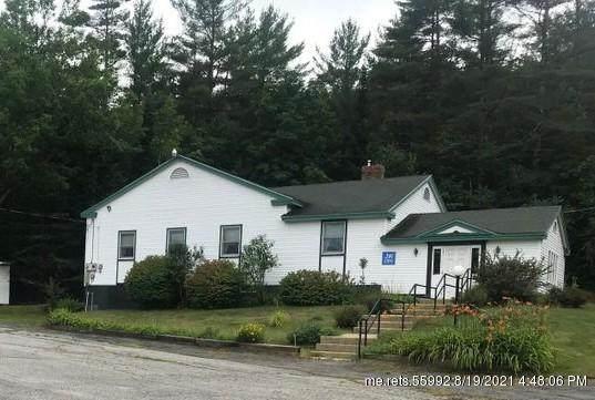 603 Harrison Road, Norway, ME 04268 (MLS #1504404) :: Linscott Real Estate