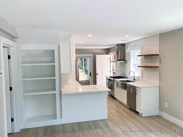 Lot TBD Sagamore Drive Tbd, Phippsburg, ME 04562 (MLS #1510797) :: Linscott Real Estate