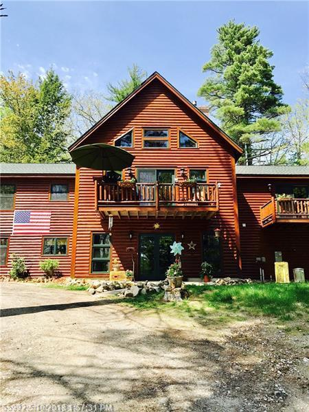 4 Mayberry Landing Rd, Naples, ME 04055 (MLS #1349402) :: Herg Group Maine