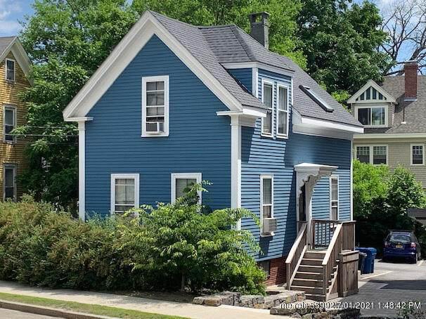 19 Ocean Avenue #6, Portland, ME 04104 (MLS #1445638) :: Linscott Real Estate
