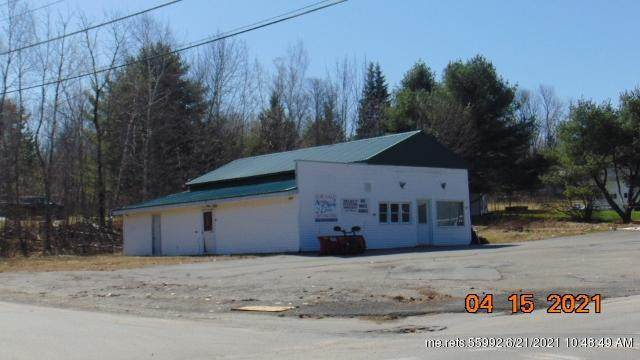 114 Enfield Road, Lincoln, ME 04457 (MLS #1478534) :: Linscott Real Estate