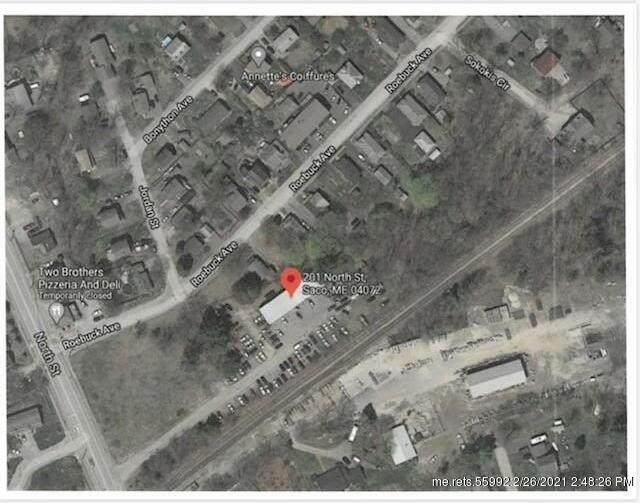 201 North Street, Saco, ME 04072 (MLS #1482818) :: Keller Williams Realty