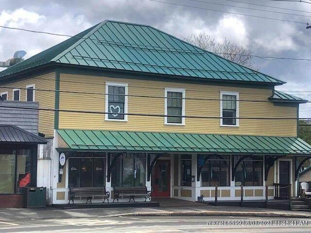 2485 Main Street, Rangeley, ME 04970 (MLS #1491153) :: Linscott Real Estate