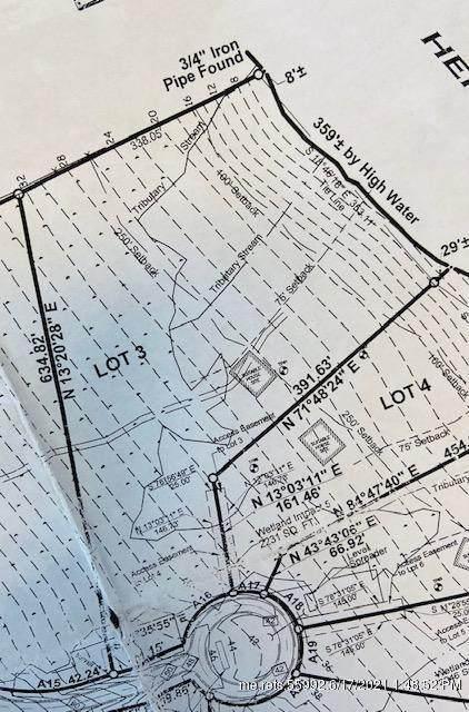 00 Bill Luders Way Lot 3, Brooklin, ME 04616 (MLS #1493611) :: Linscott Real Estate