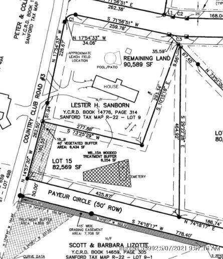 Lot 15 Payeur Circle, Sanford, ME 04073 (MLS #1489359) :: Keller Williams Realty