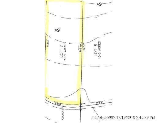 7 Gerrish Hill Road, Brownville, ME 04414 (MLS #1359246) :: Your Real Estate Team at Keller Williams