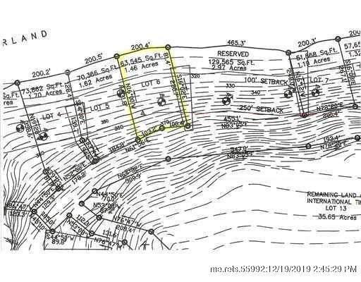 0 Kolm Lane, Garland, ME 04939 (MLS #1359259) :: Your Real Estate Team at Keller Williams
