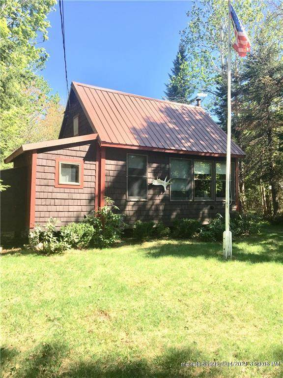 1647 Kennebago River Road, Stetsontown Twp, ME 04970 (MLS #1376935) :: Keller Williams Realty