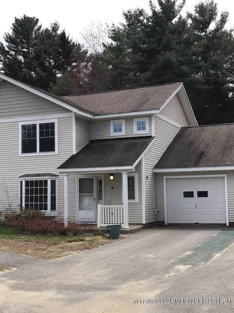 12 Beaver Pond Road #12, Brunswick, ME 04011 (MLS #1414733) :: Your Real Estate Team at Keller Williams