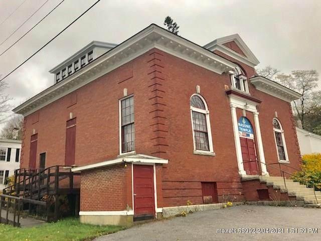 83 Franklin Street, Bucksport, ME 04416 (MLS #1331031) :: Keller Williams Realty