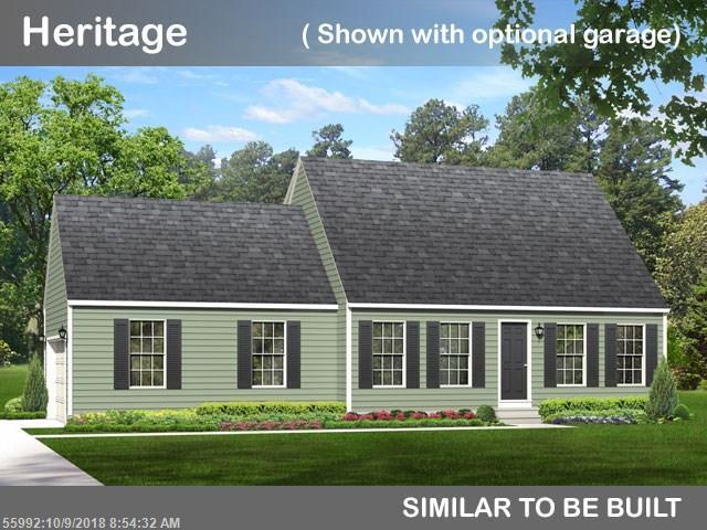 Lot 12 Colin's Meadow Ln, Alfred, ME 04002 (MLS #1266970) :: DuBois Realty Group