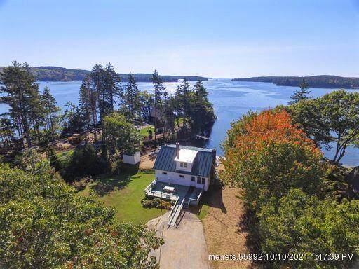 1300 Back Cove Cove, Waldoboro, ME 04572 (MLS #1500244) :: Linscott Real Estate