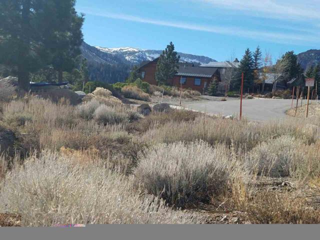 5 Ridgeway, Mammoth Lakes, CA 93546 (MLS #109182) :: Mammoth Realty Group